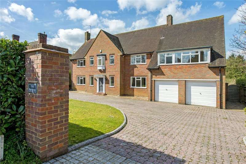 6 Bedrooms Detached House for sale in Chiltern Road, Amersham, Buckinghamshire, HP6