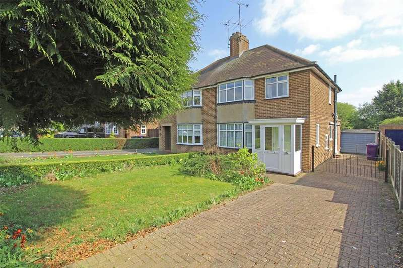 3 Bedrooms Semi Detached House for sale in Norton Road, Letchworth Garden City, Hertfordshire