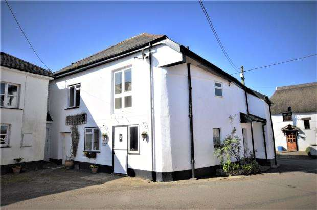 4 Bedrooms End Of Terrace House for sale in Northlew, Okehampton
