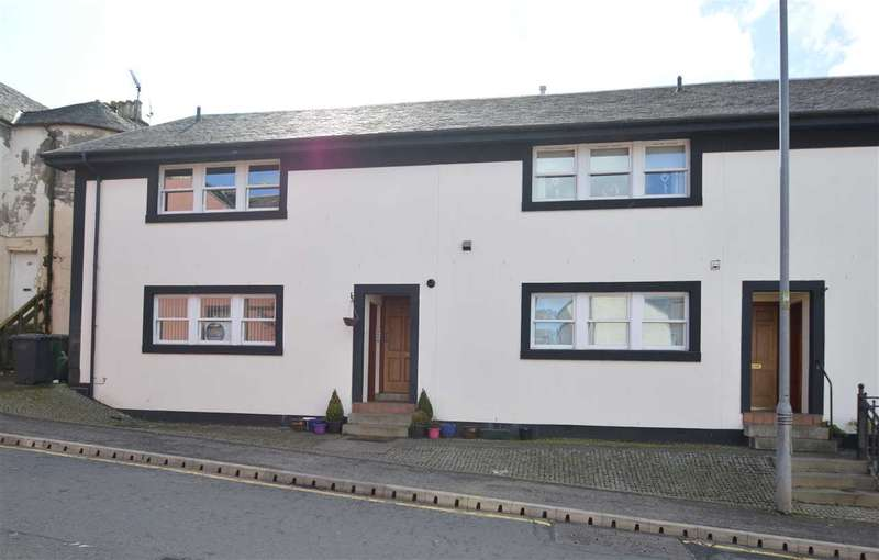 2 Bedrooms Apartment Flat for sale in Wellbrae, Strathaven