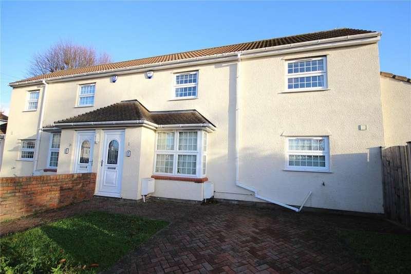 2 Bedrooms Semi Detached House for sale in Bibury Crescent, Henleaze, Bristol, BS9