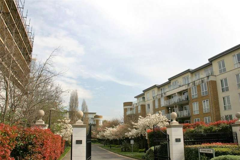 2 Bedrooms Flat for sale in Birchgrove House, Kew Riverside Park, Kew, Surey, TW9