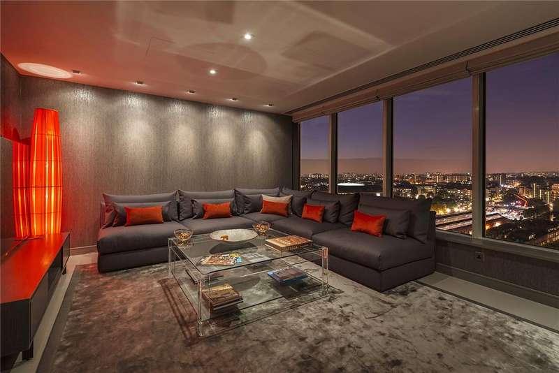 4 Bedrooms Flat for sale in Marathon House, Marylebone, London