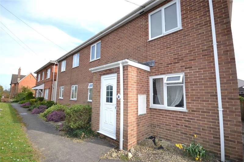 2 Bedrooms Flat for sale in Coker View, 101 West Coker Road, Yeovil, Somerset