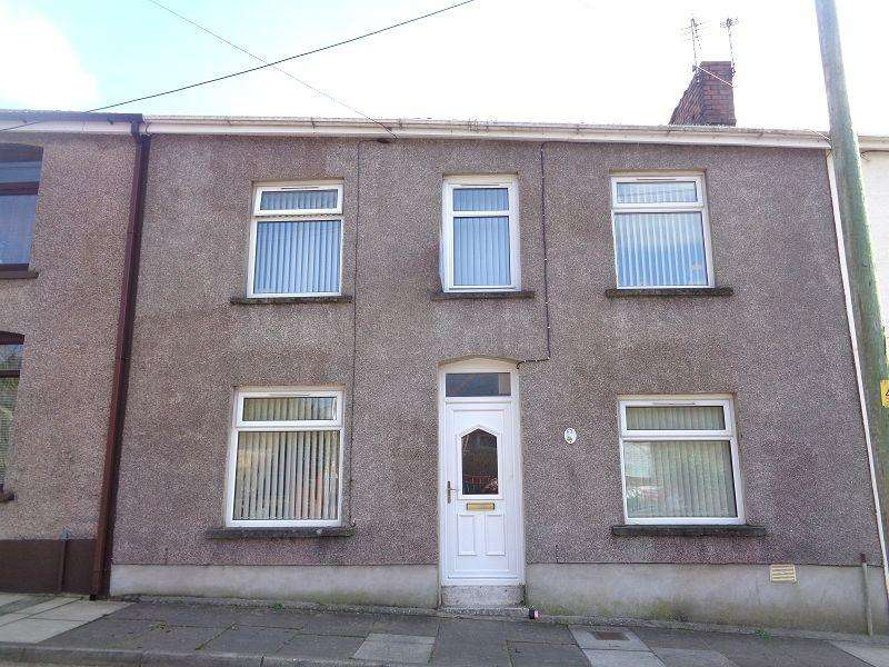 3 Bedrooms Terraced House for sale in High Street, Heol-y-cyw, Bridgend, Bridgend.