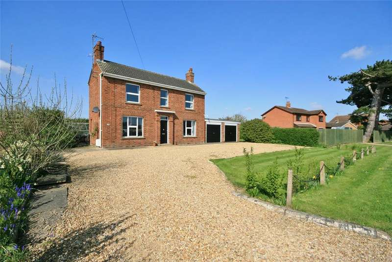 3 Bedrooms Detached House for sale in Fen Road, Holbeach, PE12