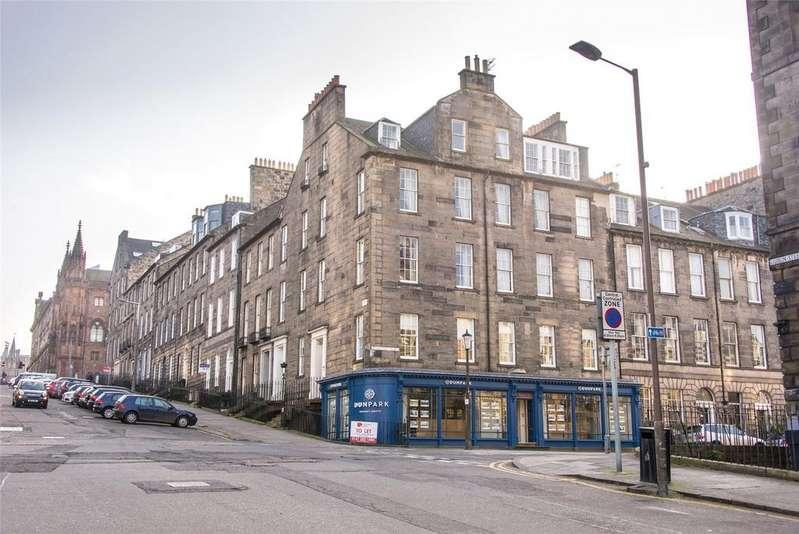 4 Bedrooms Penthouse Flat for sale in Dublin Street, Edinburgh
