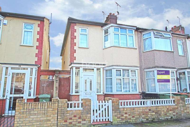 3 Bedrooms End Of Terrace House for sale in Gresham Road, Royal Docks