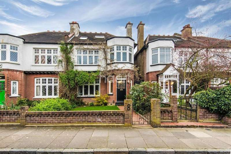 5 Bedrooms Semi Detached House for sale in Golden Manor, Hanwell
