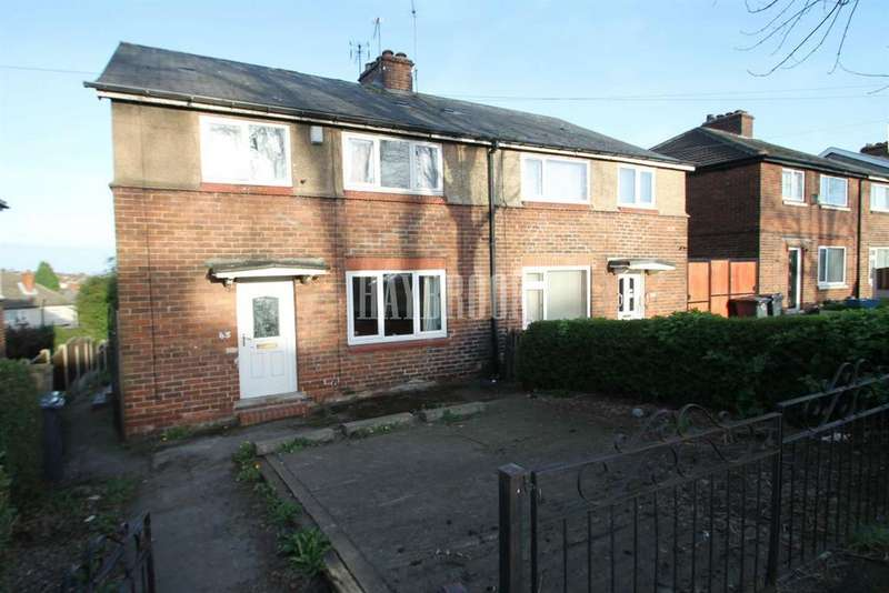 3 Bedrooms Semi Detached House for sale in Middle Avenue, Rawmarsh