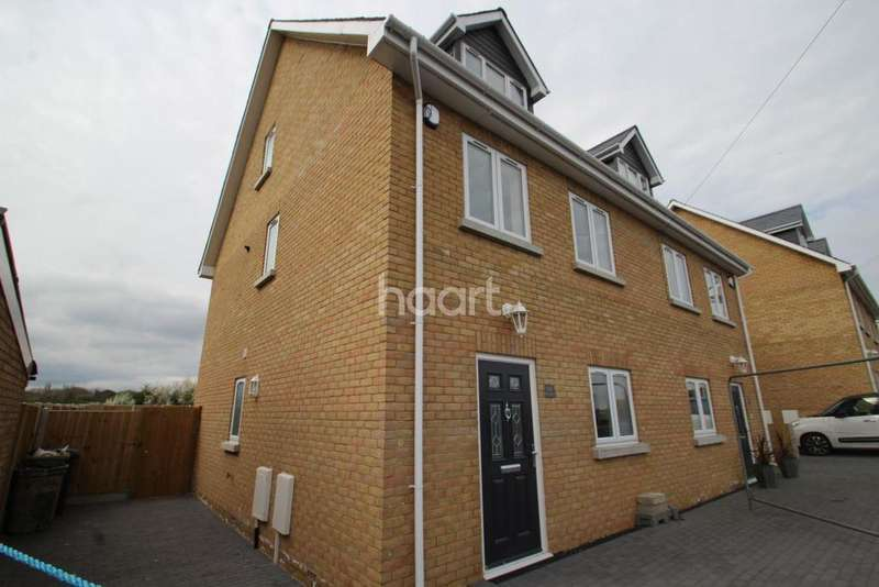 4 Bedrooms Semi Detached House for sale in Nash Lane,Margate ,CT9