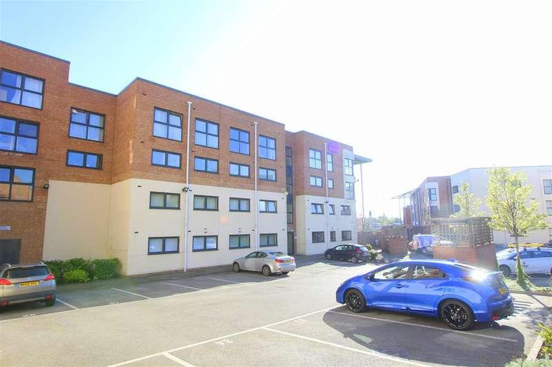 2 Bedrooms Apartment Flat for sale in Lowbridge Court, Garston, Liverpool