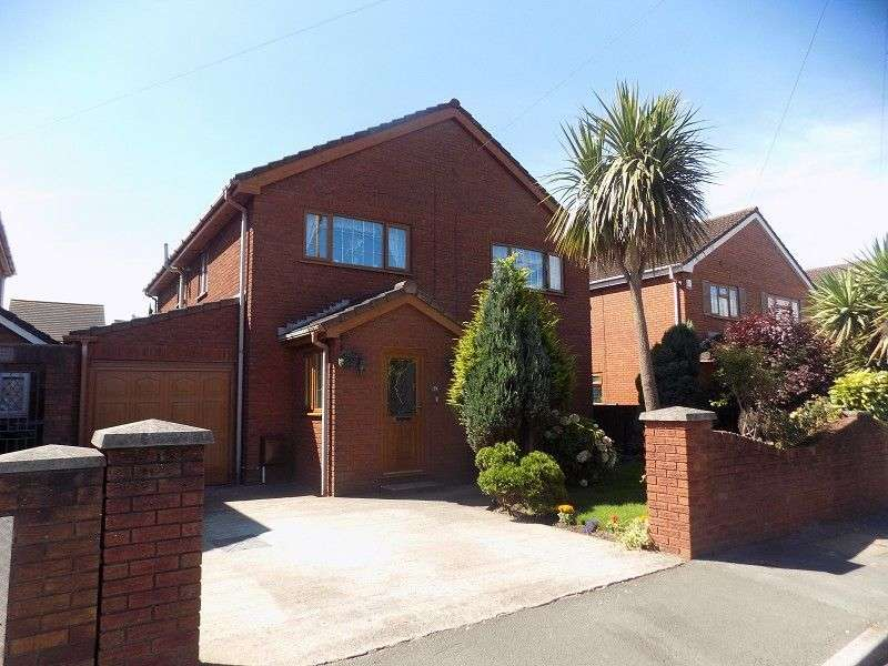 4 Bedrooms Detached House for sale in Sitwell Way, Little Warren, Port Talbot, Neath Port Talbot. SA12 6BH