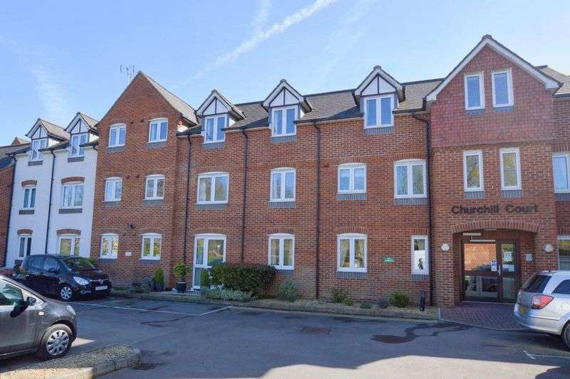 1 Bedroom Retirement Property for sale in Churchill Court, Marlborough, SN8 1LD