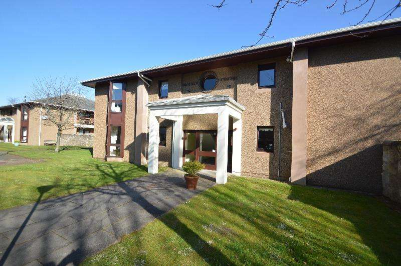 1 Bedroom Flat for sale in South Lodge Court, Ayr, South Ayrshire, KA7 2TA