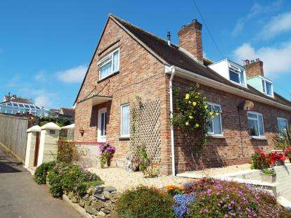 3 Bedrooms End Of Terrace House for sale in Salcombe, Devon