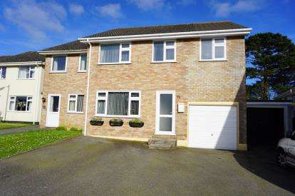 4 Bedrooms Semi Detached House for sale in St. Blazey, Par, Cornwall