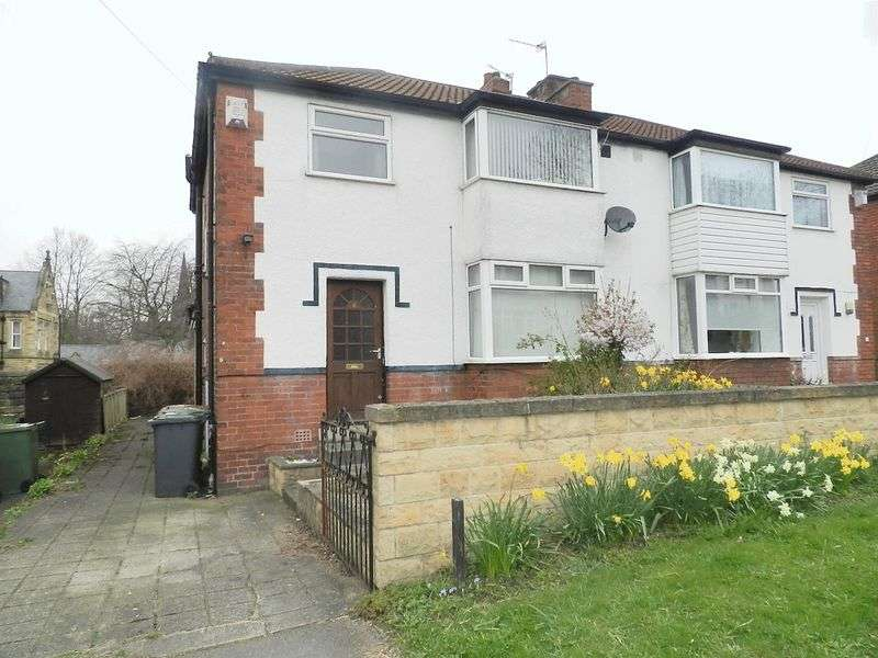 4 Bedrooms Semi Detached House for sale in Springbank Crescent, Leeds