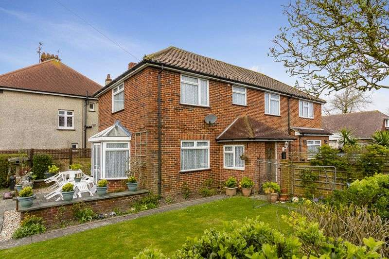 5 Bedrooms Detached House for sale in Loxwood Avenue, Worthing