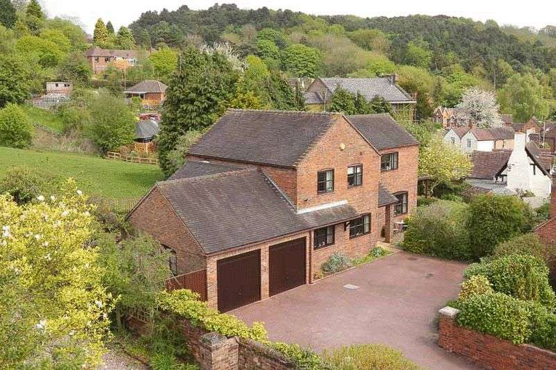 4 Bedrooms Detached House for sale in Belmont Road, Ironbridge