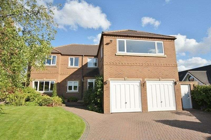 6 Bedrooms Detached House for sale in The Finney, Caldy, Wirral