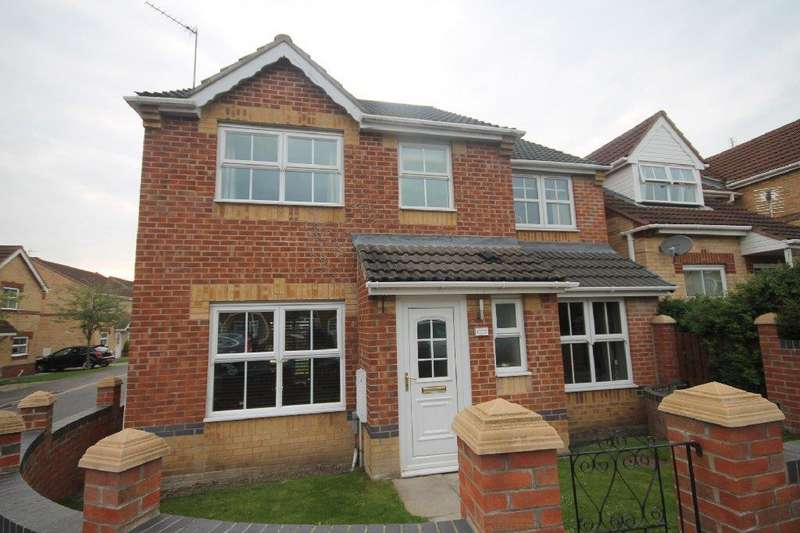 4 Bedrooms Property for sale in Thornhill Gardens, Shildon