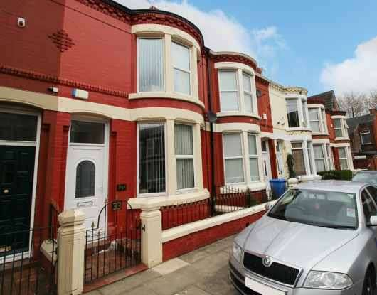 3 Bedrooms Terraced House for sale in Bankburn Road, Liverpool, Merseyside, L13 8BL