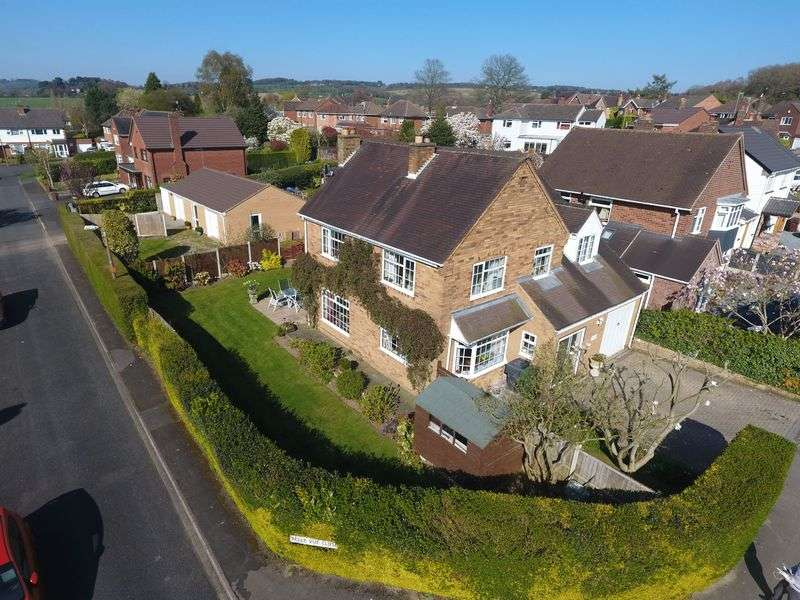 5 Bedrooms Detached House for sale in Hazelton Road, Marlbrook. Bromsgrove.