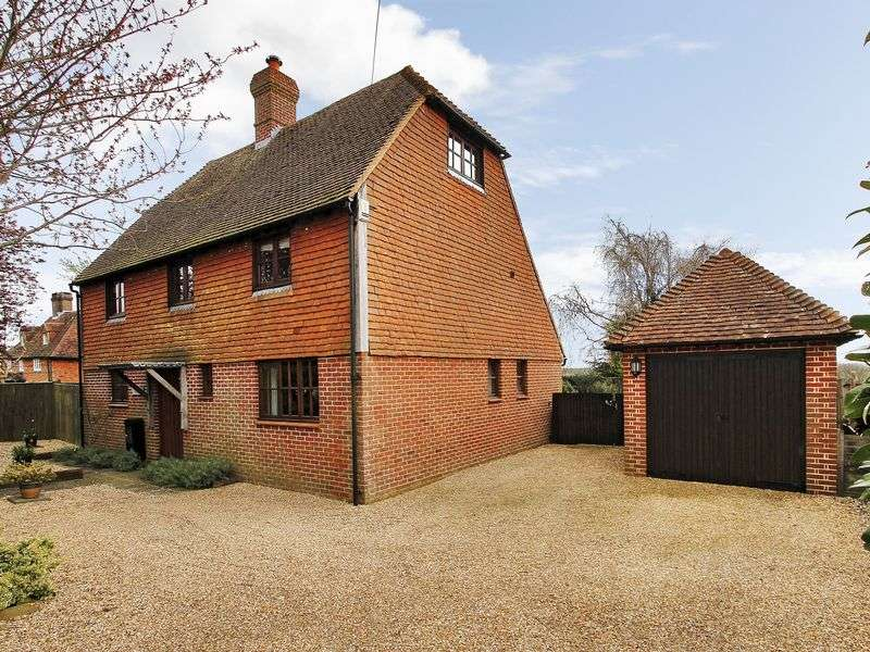 4 Bedrooms Detached House for sale in The Street, Framfield, East Sussex