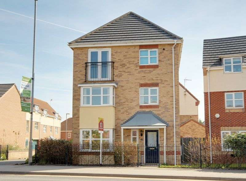 5 Bedrooms Detached House for sale in Ashgate Road, Nottingham