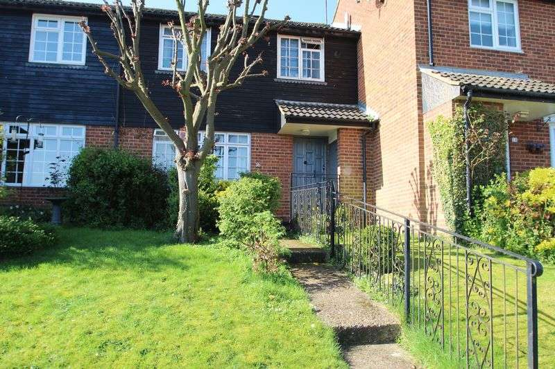3 Bedrooms Terraced House for sale in London Road, Markyate, St Albans, Hertfordshire, AL3 8LZ