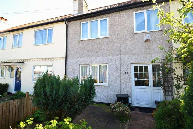 3 Bedrooms Terraced House for sale in Perry Hall Road, Orpington, Kent