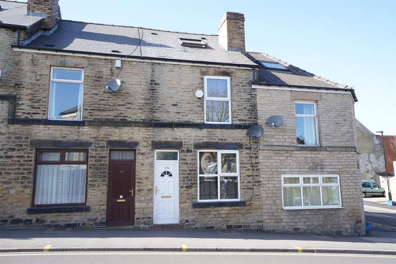 3 Bedrooms Terraced House for sale in Northfield Road, Crookes, Sheffield, S10 1QU