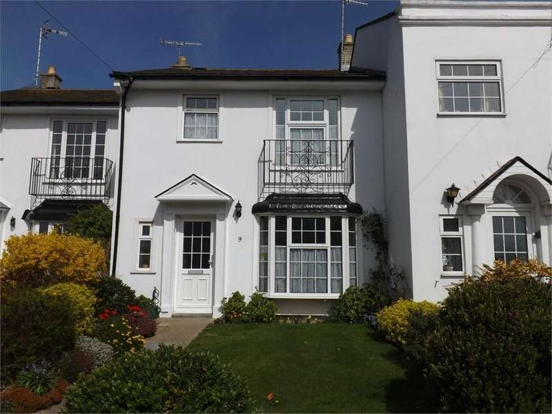 3 Bedrooms Terraced House for sale in Garden Close, Bexhill-on-Sea, East Sussex