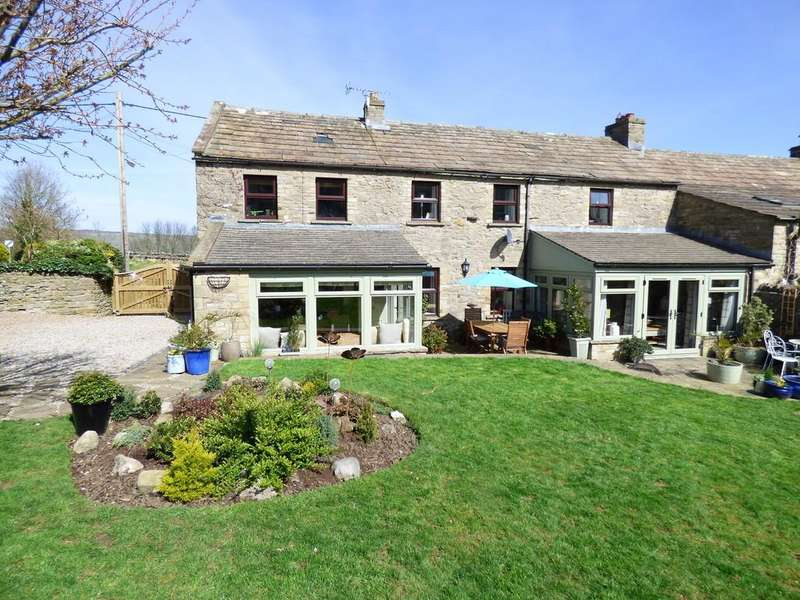 4 Bedrooms Barn Conversion Character Property for sale in Langthwaite Barn, West Witton