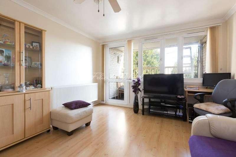 2 Bedrooms Flat for sale in Rounton Road, E3