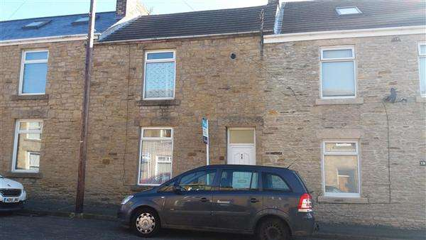 2 Bedrooms Terraced House for sale in Taylor Street, Consett