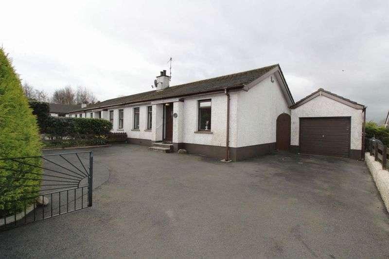 2 Bedrooms Semi Detached Bungalow for sale in 3 Kinallen Cottages, Kinallen