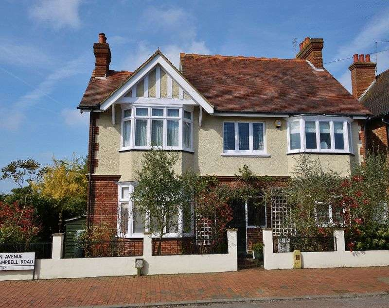 4 Bedrooms Detached House for sale in Culverden Avenue, Tunbridge Wells