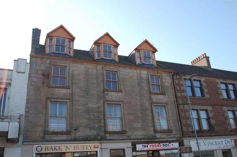 3 Bedrooms Flat for sale in Bannatyne Street, Lanark