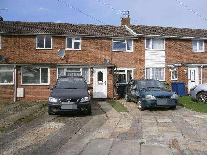 3 Bedrooms Terraced House for sale in Kingston road, Northway, GL20 8QL