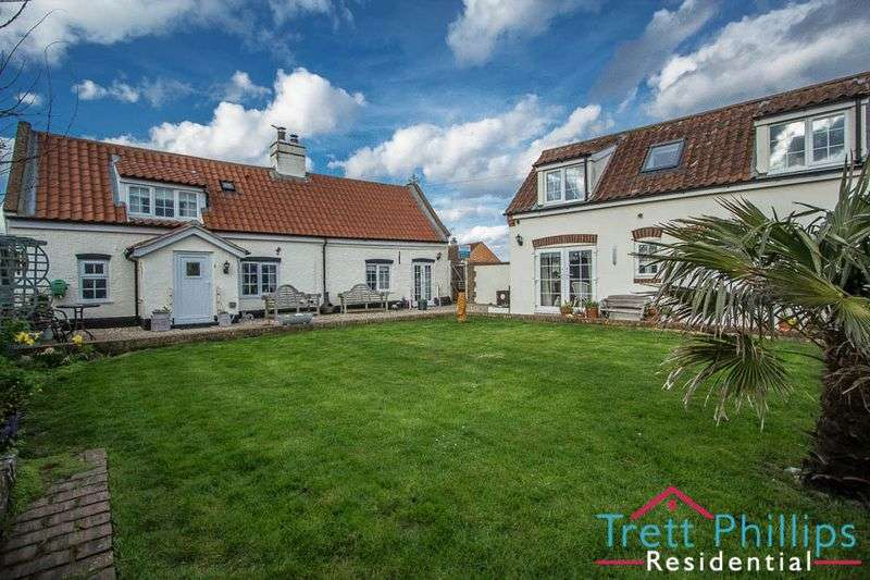 3 Bedrooms Detached House for sale in Coast Road, Walcott