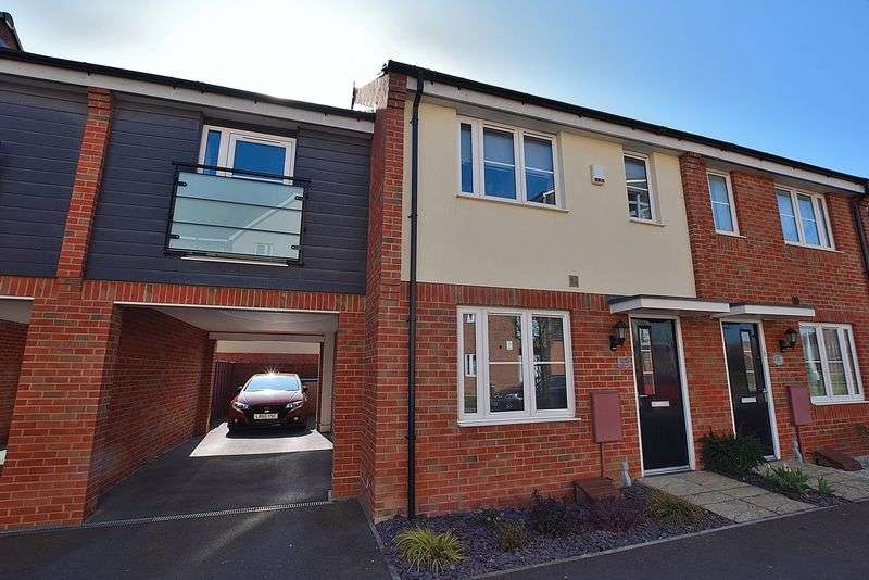 3 Bedrooms Terraced House for sale in Vauxhall Way, North Dunstable