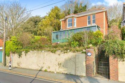 4 Bedrooms Detached House for sale in Ventnor, Isle Of Wight, .