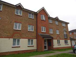 2 Bedrooms Flat for sale in Block E, Lindisfarne Gardens, Maidstone, Kent