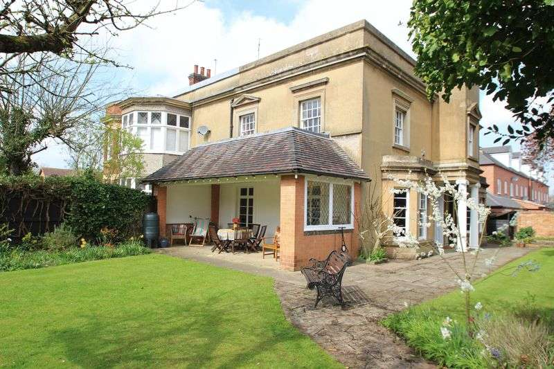 4 Bedrooms Semi Detached House for sale in A unique, period home in Hillmorton