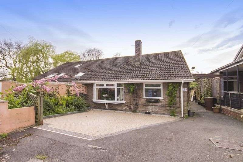 2 Bedrooms Semi Detached Bungalow for sale in VICARAGE ROAD, MICKLEOVER