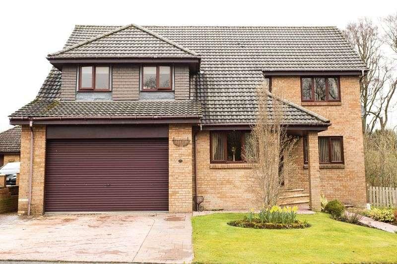 5 Bedrooms Detached House for sale in Honeyman Crescent, Lanark