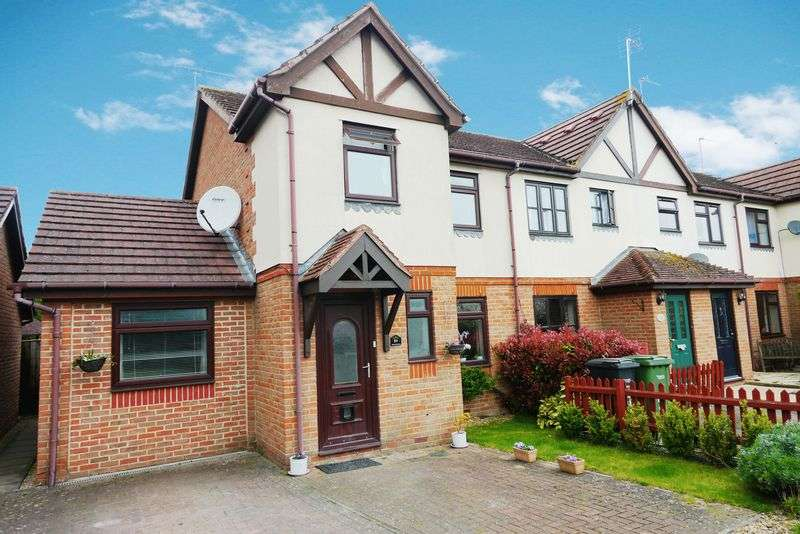 4 Bedrooms Terraced House for sale in TWEED DRIVE, DIDCOT