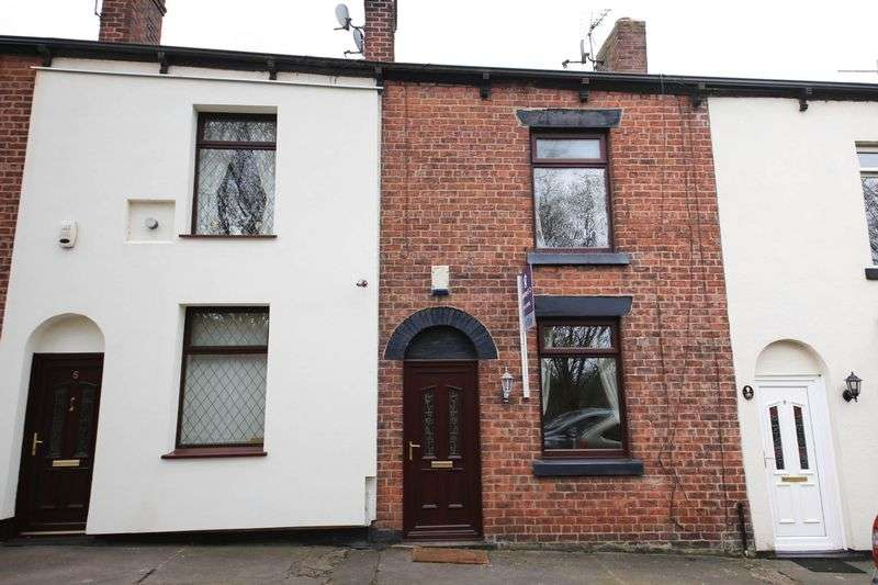 2 Bedrooms Terraced House for sale in Rigby Street, Hindley, Wigan